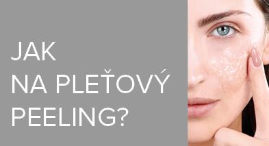 Pleťový peeling je jedněmi chválen a druhými zatracován. Co si myslíte vy? Mám pro Vás odpovědi na některé důležité otázky. Navíc radu, jak vybrat správný peeling, a návod na profesionální exfoliaci.